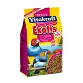 Menu Premium Alimento Para Pássaros Exóticos 500g da Vitakraft