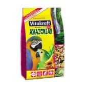 Amazonian Alimento Para Papagaios 750g da Vitakraft