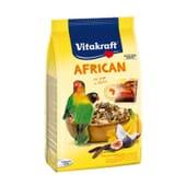 African Alimento Para Agapornis 750g da Vitakraft