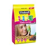 Menu Life Alimento Para Periquitos 800g da Vitakraft