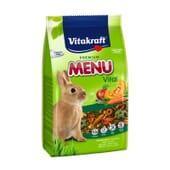 Menú Vital Degustación Para Conejos 600g de Vitakraft