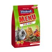Menú Kids Alimento Para Conejos Enanos 500g de Vitakraft