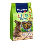 Life Dream Alimento Para Coelhos 600g da Vitakraft