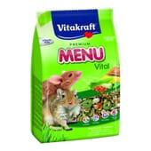 Menú Premium Alimento Para Roedores 400g de Vitakraft