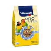 Menu Pro Vita Alimento Para Agapornis 750g da Vitakraft