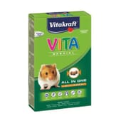 Vita Special Alimento Para Hamsters 600g de Vitakraft