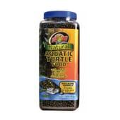 Alimento Completo Para Tartaruga Aquática Jovem 213g da Zoo Med