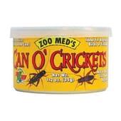 Can O Crickets Lata De Grilos 35g da Zoo Med