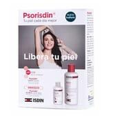 Psorisdin Shampoo Anti Desquamazione+ Gel Bagno E Lozione Quotidiana 1 Confezione di Isdin
