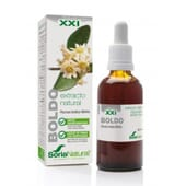 EXTRATO NATURAL DE BOLDO XXI 50ml da Soria Natural
