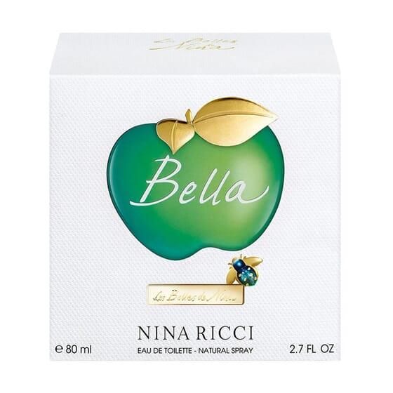NINA BELLA EDT VAPORIZADOR 80 ml de Nina Ricci