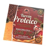 TURRÓN PROTEICO DOBLE PACK 2 Uds 200g de Max Protein