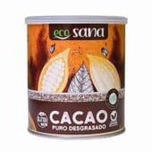 CACAO PURO DESGRASADO BIO 275g de Ecosana