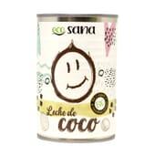LECHE DE COCO BIO 400 ml de Ecosana
