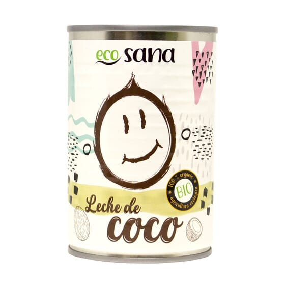 LEITE DE COCO BIO 400 ml da Ecosana