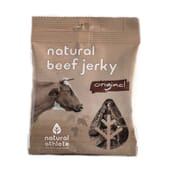 NATURAL BEEF JERKY ORIGINAL 25g de Natural Athlete