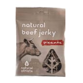 NATURAL BEEF JERKY PICANTE 25g de Natural Athlete