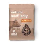 NATURAL BEEF JERKY PIMIENTA 25g de Natural Athlete