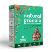 NATURAL GRANOLA DE GOJI, JENGIBRE Y CANELA 325g de Natural Athlete