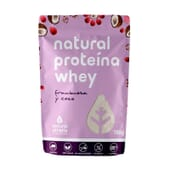 NATURAL PROTEÍNA WHEY FRAMBOESA E COCO 750g da Natural Athlete