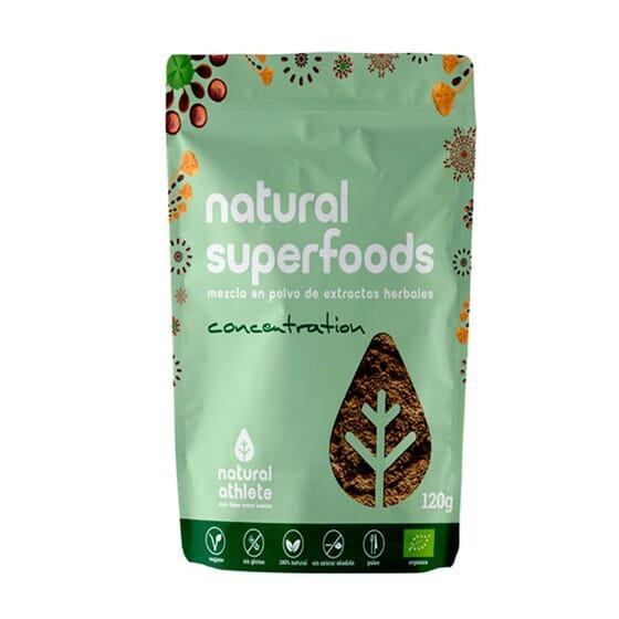 NATURAL SUPERFOODS CONCENTRATION 120g de Natural Athlete