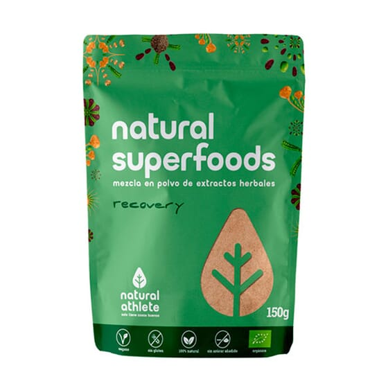 NATURAL SUPERFOODS RECOVERY 150g da Natural Athlete