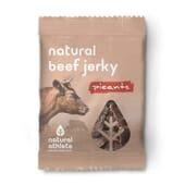 NATURAL BEEF JERKY PICANTE 15 Ud de 25g de Natural Athlete