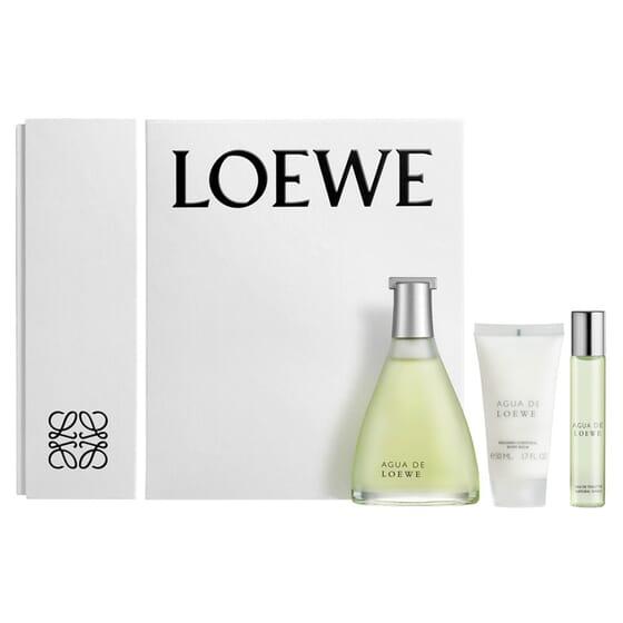 ÁGUA LOEWE EDT LOTE 3 PZ da Loewe