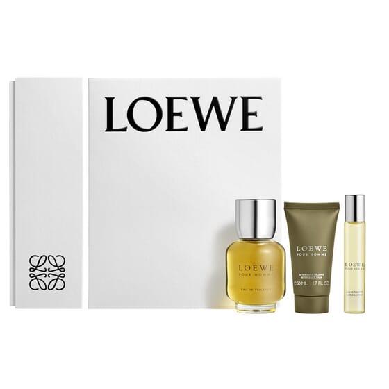 LOEWE POUR HOMME EDT LOTE 3 PZ de Loewe