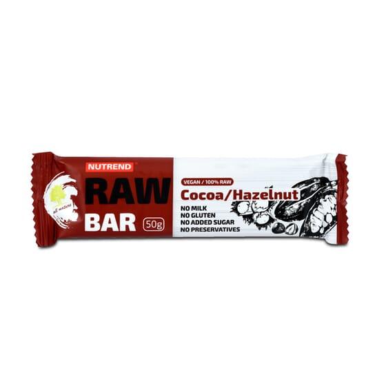 RAW BAR 1 Barrita 50g de Nutrend
