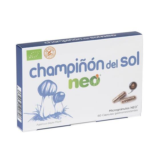 COGUMELO DO SOL NEO 60 Caps da Neo