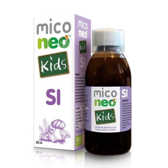 MICO NEO KIDS SI JARABE 200ml de Neo