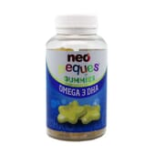 NEO PEQUES GUMMIES OMEGA 3 DHA 30 Gominolas de Neo