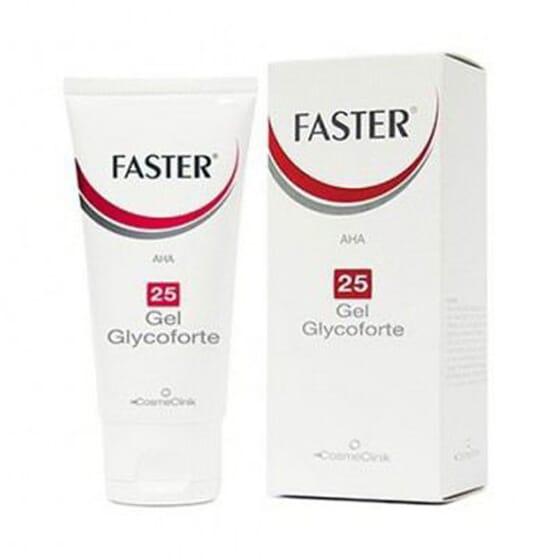 FASTER 25 GEL GLYCOFORTE 50ml de CosmeClinik