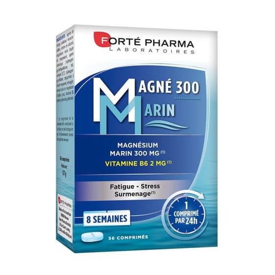 Forte Magnesio Marino 300 56 Pastiglie di Forte Pharma