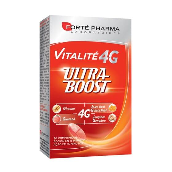 Vitalite 4G Ultraboost 30 Pastiglie di Forte Pharma