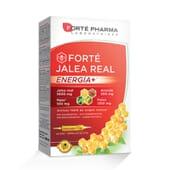 FORTE JALEA REAL ENERGÍA+ 20 Viales de 15ml de Forté Pharma