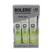 BOLERO LIMA (CON STEVIA) 12 Sticks de 3g