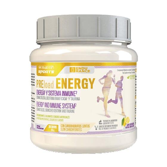 Preload Energy 460g di Marnys Sports