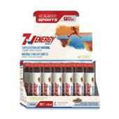 7V ENERGY SHOT 30 Frascos de 25ml da Marnys Sports