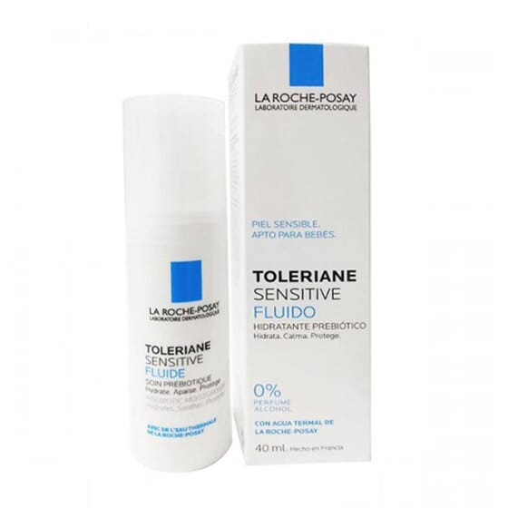 TOLERIANE SENSITIVE FLUIDO 40ml da La Roche Posay