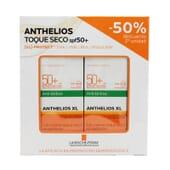 ANTHELIOS XL GEL-CREMA TOQUE SECO SPF50+ 2 Uds 50ml de La Roche Posay