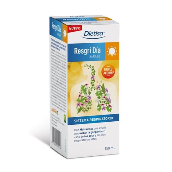 RESGRI DIA XAROPE 150ml da Dietisa