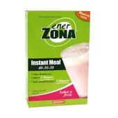 ENERZONA INSTANT MEAL 40-30-30 FRESA 4x45g