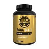 BCAA'S 8:1:1 200 Tabs de Gold Nutrition