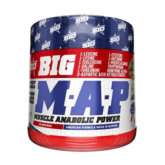 Map Muscle Anabolic Power 100 Pastiglie di Big