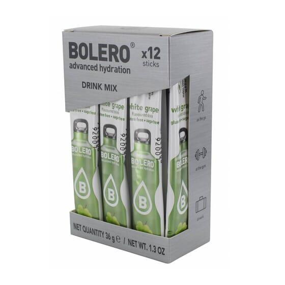 BOLERO UVA BRANCA (COM STEVIA) 12 Sticks DE 3g