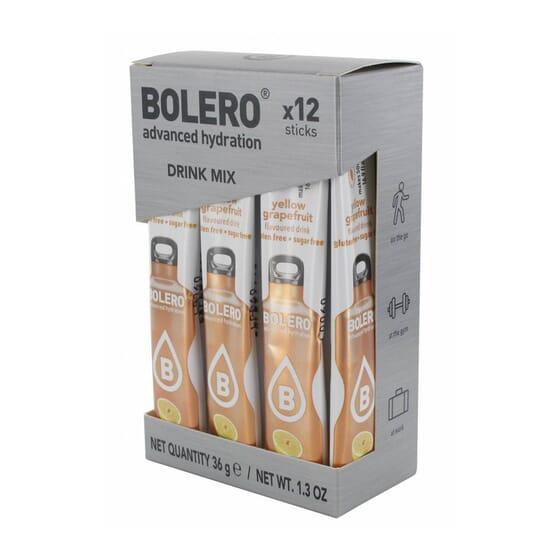 BOLERO TORANJA AMARELA (COM STEVIA) 12 Sticks de 3g
