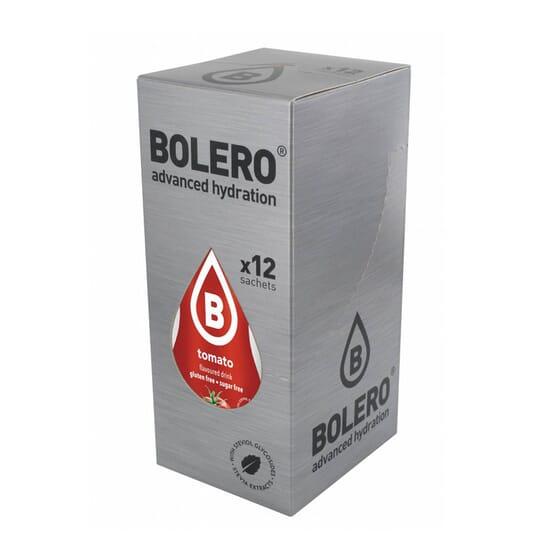 BOLERO TOMATE (COM STEVIA) 12 Saquetas de 9g