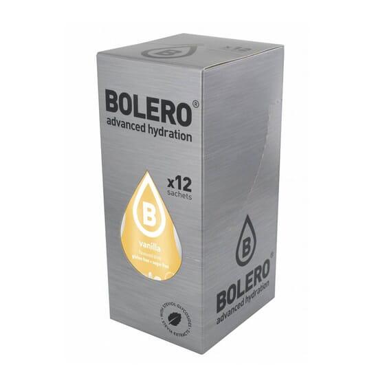 BOLERO BAUNILHA (COM STEVIA) 12 Saquetas de 9g